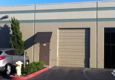 Zoned Commercial Service and located in the County of San Luis Obispo on Fiero Lane, 2,000 sf industrial unit for sale (1,200 sf downstairs with 800 sf of mezzanine .